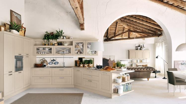 Cucine Classiche – Cucine Lube Roma e nuova linea Creo Kitchens
