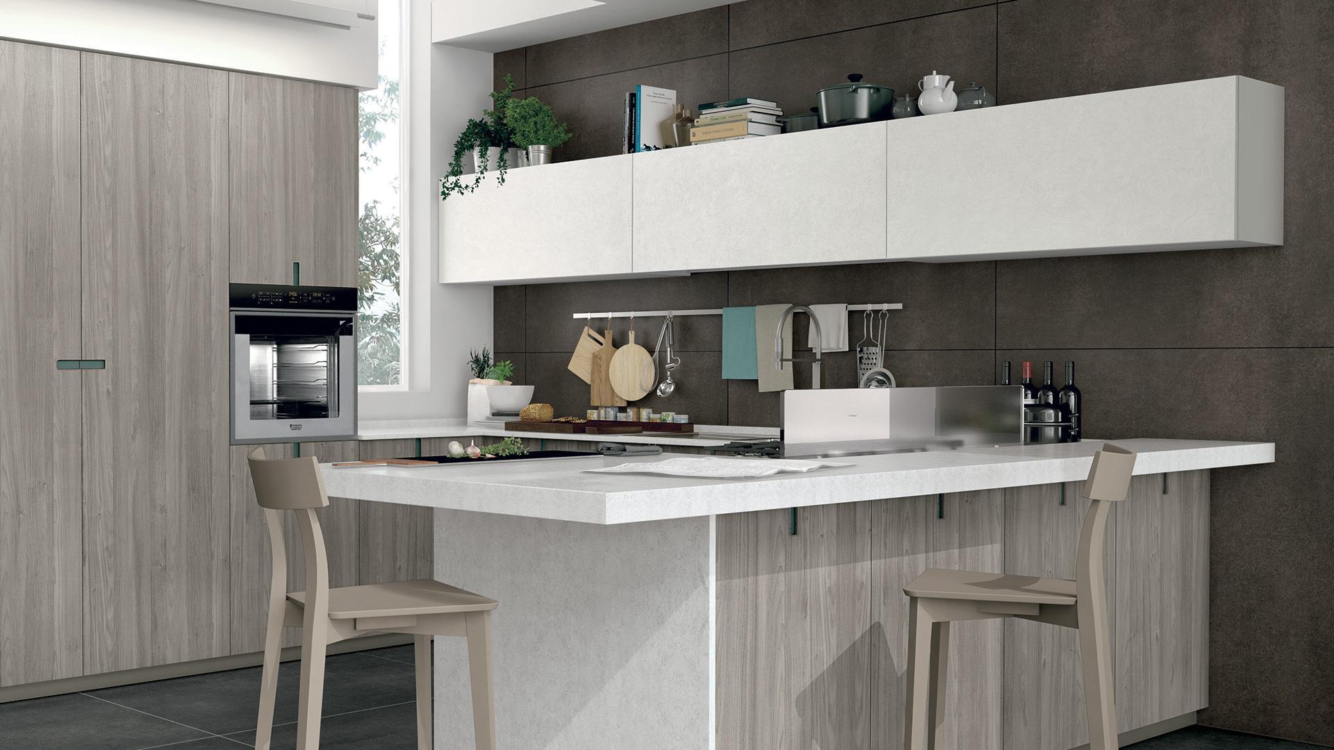 Piccole cucine moderne awesome cucine piccole economiche ikea piccole ikea cucine mercatone uno - Cucine ikea economiche ...