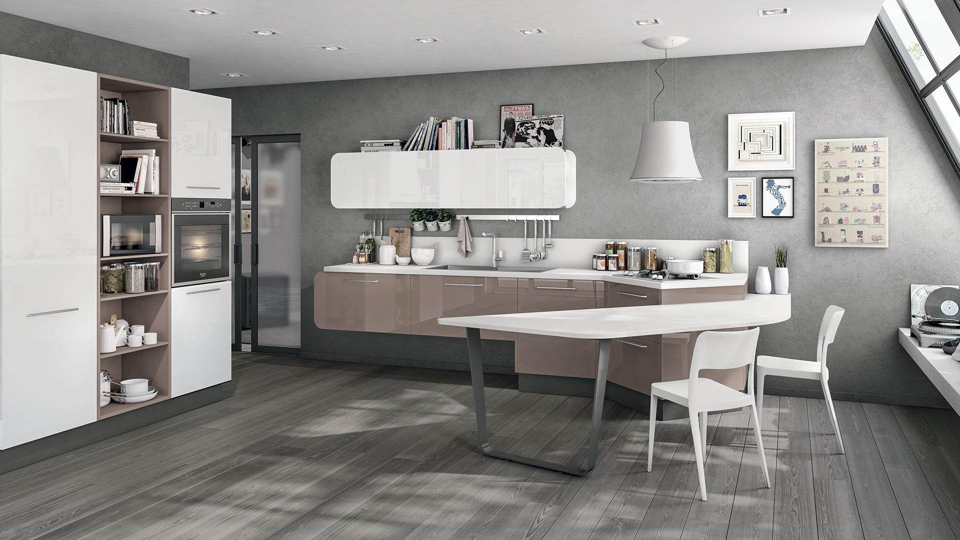 Immagina – Cucine Lube Roma e nuova linea Creo Kitchens