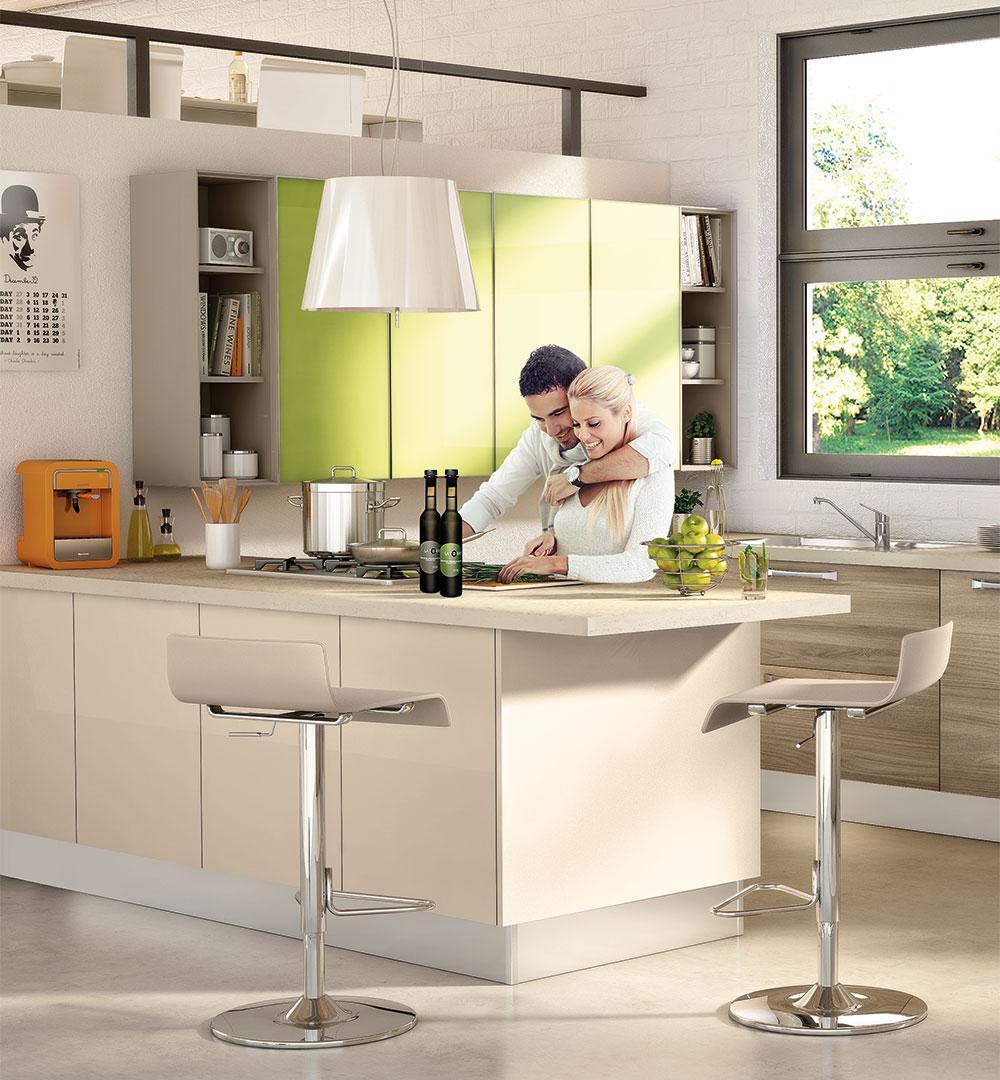 Noemi cucine lube roma e nuova linea creo kitchens - Cucine lube creo ...
